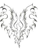 Phoenix Tattoo by sodoshiin