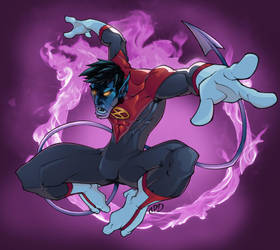 nightcrawler   flats by mr frisky-db3glkc COLOR by marcopelandraart