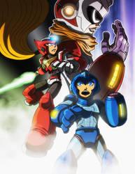 Super Fighting Robots by PioPauloSantana