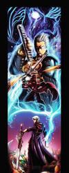 Sworn Through Swords by PioPauloSantana