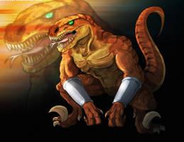 Killer Instinct: Riptor by PioPauloSantana