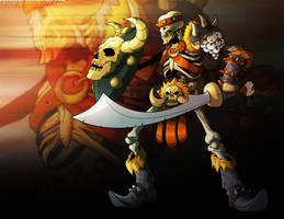 Killer Instinct: Spinal by PioPauloSantana