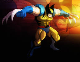 X-Men: Children of the Atom: Wolverine by PioPauloSantana