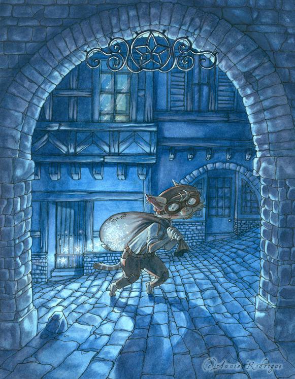 The Greatest Burglar by maina