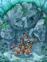 Les lemurs by maina