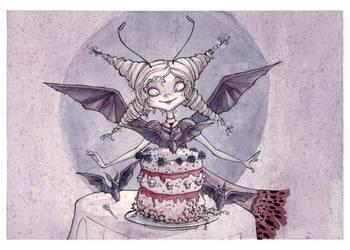 'Surprise Batty' by maina