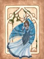 Blue Jay Angel by maina