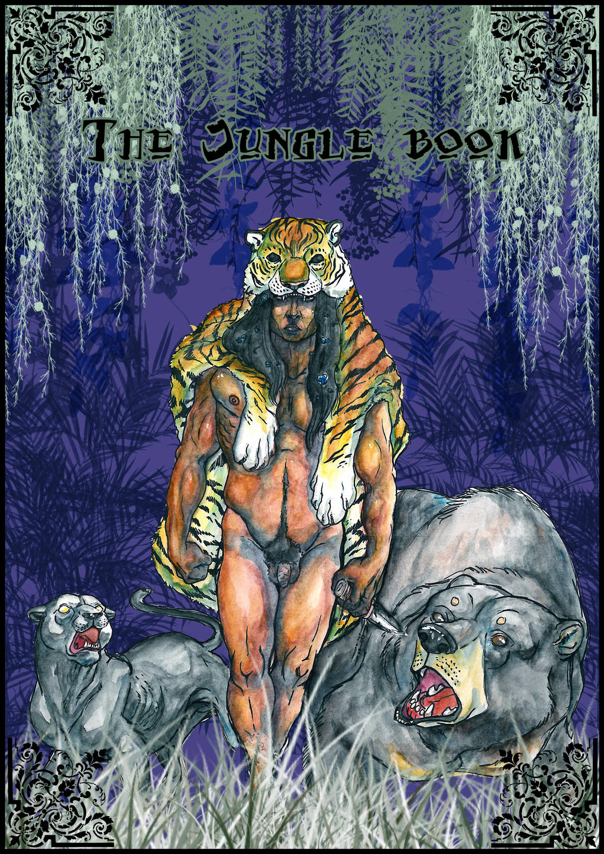 The Jungle Book by NixTiredBrain