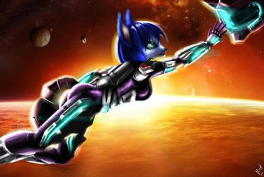 Krystal Space Peril 2 by V-TAL