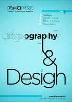 Magazine cover - Typography by latphotos