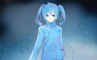 Ene Wallpaper! by Andry-Vessalius-chan