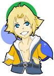 Tidus - Final Fantasy X by Abi-Beatrice