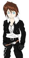 Lionheart - Final Fantasy VIII by Abi-Beatrice