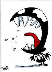 Lil Venom Card by thecheckeredman