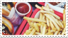 fries - stamp by TamaraC-Other