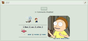 Morty | Page code by TamaraC-Other