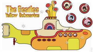 Yellow Submarine by ElderKitsune