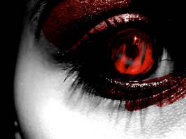 Freak eye by JohnnyDee