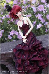Beautiful berry I by sherimi