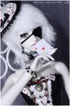My lucky card by sherimi