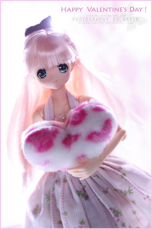 Happy Valentine's Day! by sherimi