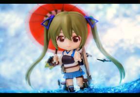 KanColle x Hatsune Miku by Wasabi78