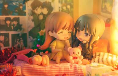 Pajama Party by Wasabi78