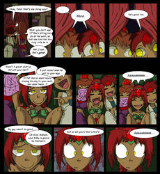 Amongst the Gerudo p4 by tran4of3