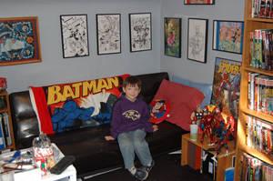 Daddy's studio by RobertAtkins