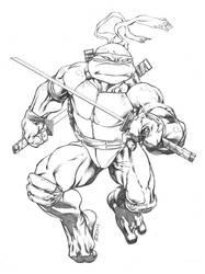 Leonardo by RobertAtkins