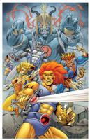 Thundercats by RobertAtkins