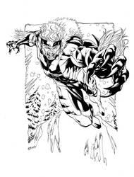 X-Men Month Sabertooth SOTD by RobertAtkins