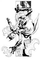 Batman Week Batgirl SOTD by RobertAtkins