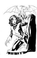 X-Men Month Kitty Pryde SOTD by RobertAtkins