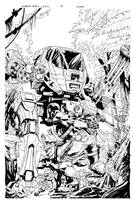 Snake Eyes 9 Cover by RobertAtkins