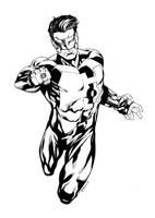 JLA January Green Lantern SOTD by RobertAtkins