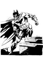 JLA January Batman SOTD by RobertAtkins