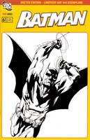 Sketch Cover Batman...again SOTD by RobertAtkins