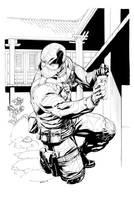 Firefly vs Ninjas  SOTD by RobertAtkins