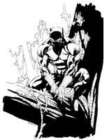 Avengers April Black Panther SOTD by RobertAtkins