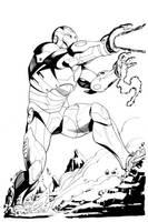 Avengers April Iron Man SOTD by RobertAtkins