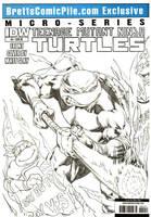 Donatello TMNT SOTD by RobertAtkins