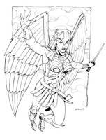 Kingdom Come WonderWoman Heroes Con by RobertAtkins