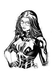 Baroness Convention sketch by RobertAtkins