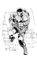 Beachhead GI JOE by RobertAtkins