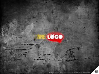 Time Logo by K4m1kazee