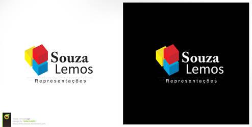 Souza Lemos Logo by K4m1kazee