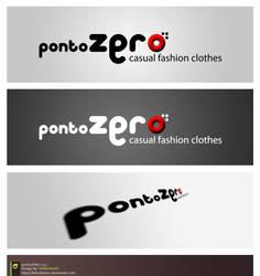 pontoZERO logo by K4m1kazee