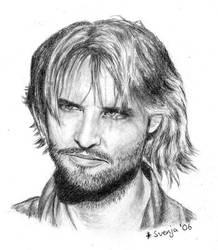 James 'Sawyer' Ford by SvenjaLiv