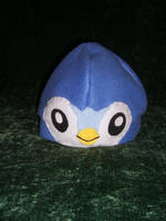 Piplup hat by PokeMama
